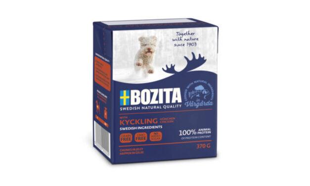 Bozita mokre karmy dla psów – Tetra Recart®
